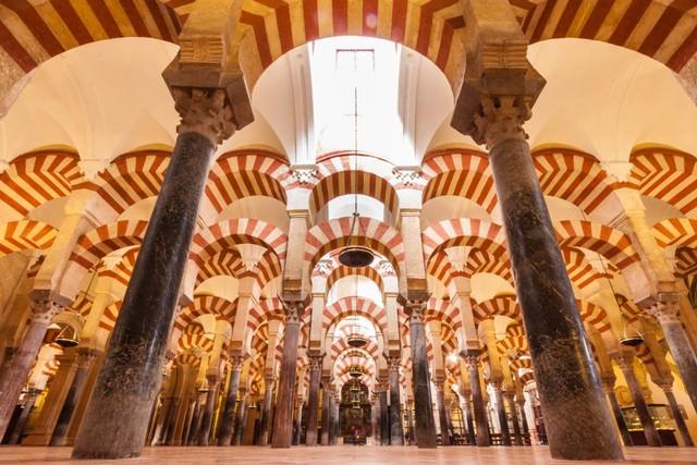 Masjid Cordoba, Spanyol