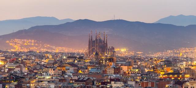 Panorama di Spanyol