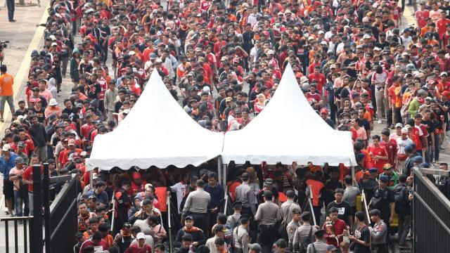 Persija Jakarta melawan Persib Bandung, Suporter