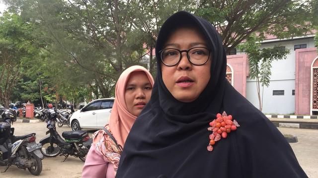 Ketua Mitra Sejati Kerja Perempuan Indonesia (MiSPI) Aceh, Syarifah Rahmatillah, Curhat Perempuan Aceh Soal Poligami