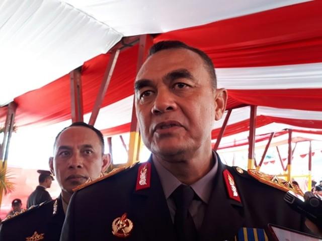 Kapolda Papua, Irjen Pol Rudolf A. Rodja.jpg