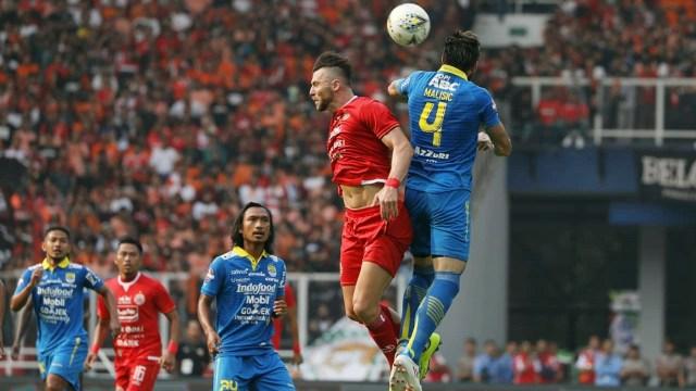 Persija Jakarta, Persib Bandung
