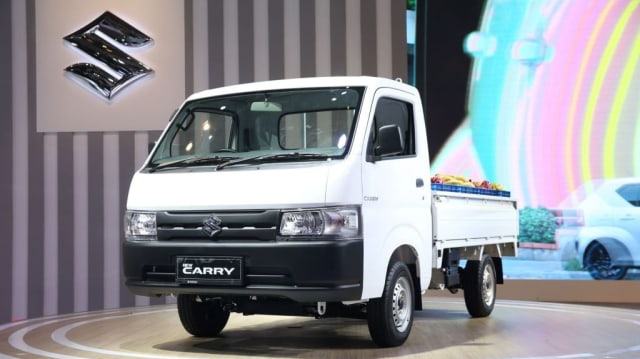 Suzuki Carry terbaru