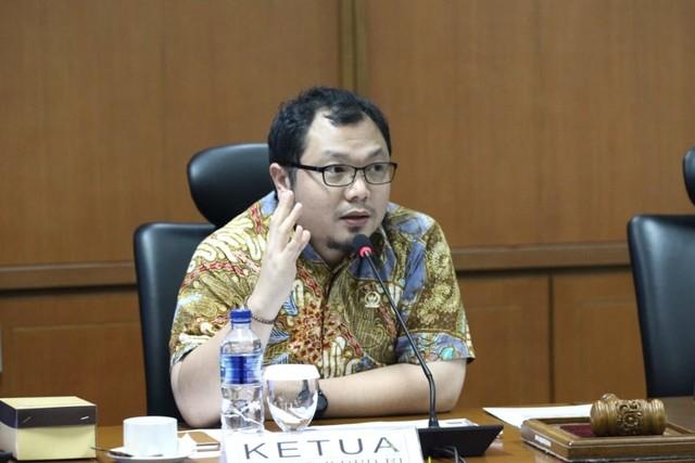 com-Komite II DPD RI menyusun Rancangan Perubahan Undang-Undang (RUU) Pelayaran
