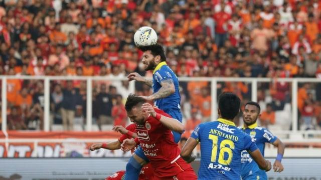 Viral! Final Persija vs Persib Sudah Disebut Sejak Drawing Piala Menpora (117354)