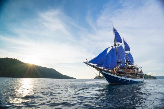 Bulukumba Punya Atraksi Wisata Baru, Naik Kapal Pinisi Sambil Kulineran (154366)