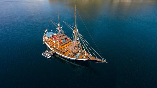 Bulukumba Punya Atraksi Wisata Baru, Naik Kapal Pinisi Sambil Kulineran (154367)