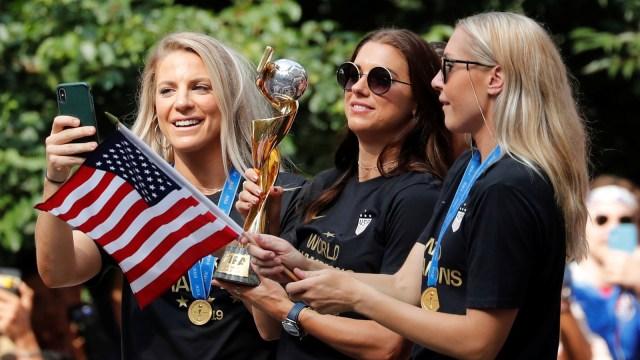 10 Pesepak Bola Wanita dengan Gaji Tertinggi, Ada Peraih Ballon d'Or (26562)