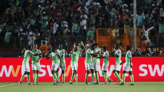Timnas Nigeria