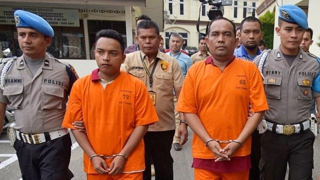 Kasus sodomi oleh pimpinan dan guru pesantren di Lhokseumawe