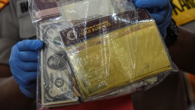 pemalsuan mata uang asing, Polres Pelabuhan Tanjung Priok