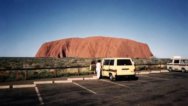 Uluru-Kata Tjuta National Park tahun 1992