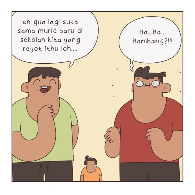 Awalnya komik strip, Si Nopal kini miliki jutaan followers (305224)