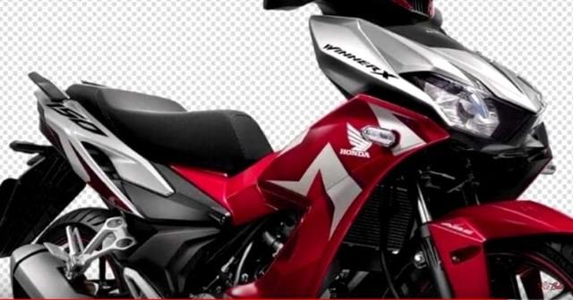 Honda Winner alias Supra GTR 150 facelift