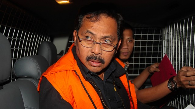 KPK, Gubernur Kepulauan Riau, Nurdin Basirun
