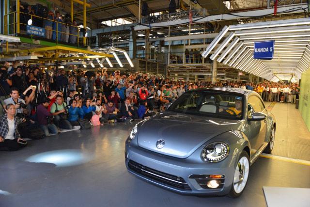 Bocor Paten e-Beetle, VW Kodok Mau Hidup Lagi? (62330)