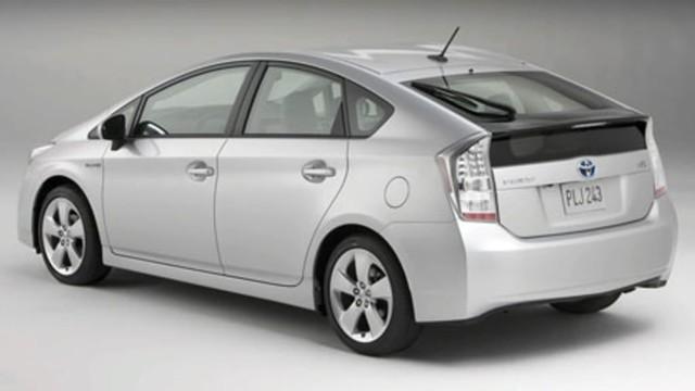 Toyota Prius generasi ketiga