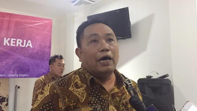 Waketum Gerindra Arief Poyuono Usul 2 Cawagub DKI, PKS Menolak (14679)