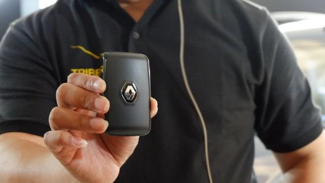 Foto: Renault Triber, MPV Murah Berdarah Prancis Rakitan India (260578)