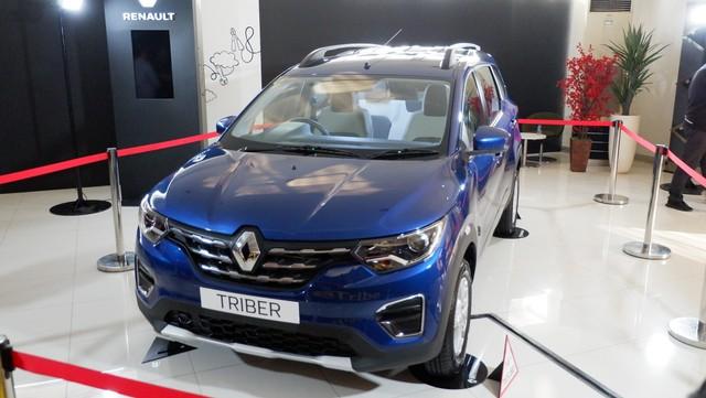 Foto: Renault Triber, MPV Murah Berdarah Prancis Rakitan India (260568)