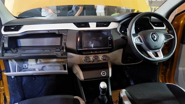 Foto: Renault Triber, MPV Murah Berdarah Prancis Rakitan India (260579)