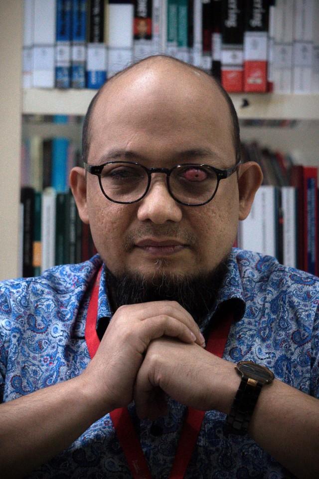 PR Jokowi untuk Idham Azis: Kasus Novel Baswedan Tuntas Awal Desember (125486)