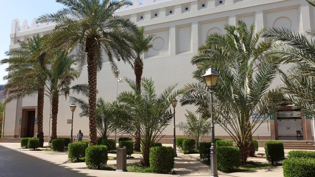 Haji 2019, Kurma, Masjid Bir Ali, Madinah