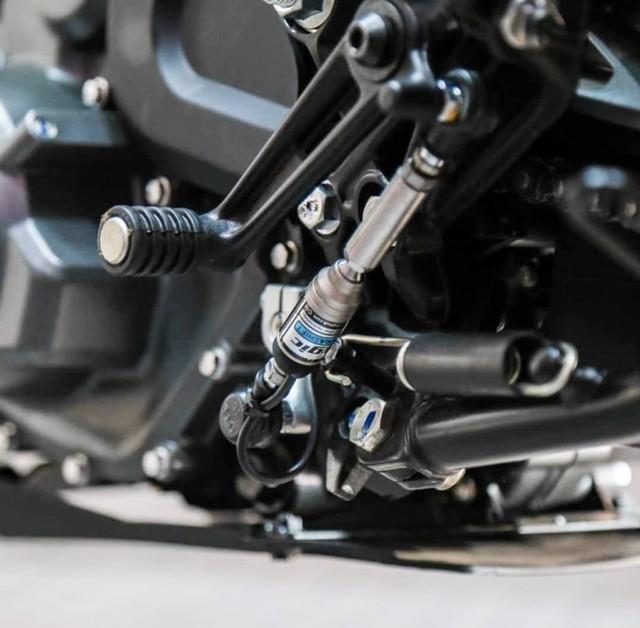 Yamaha YZF-R25M 4-Silinder Calon Lawan Sepadan Kawasaki Ninja ZX-25R? (7636)