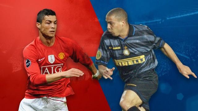 Cristiano Ronaldo vs Ronaldo