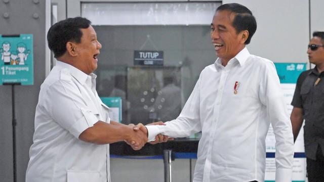 Joko Widodo, Jokowi, Prabowo Subianto