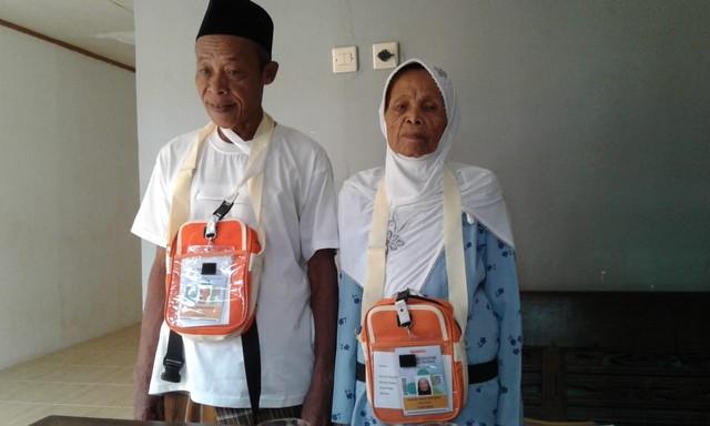 Kisah Nenek di Tegal, Naik Haji dari Hasil Jadi Buruh Pembungkus Tempe (729464)