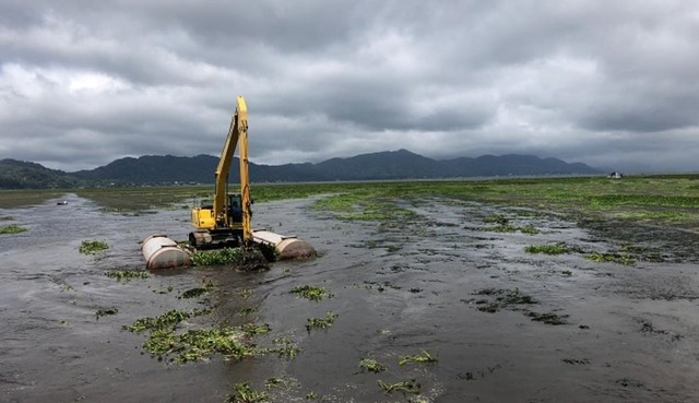 Lestarikan Danau Tondano, Pemerintah Minahasa Minta Bantuan Pusat (6962)