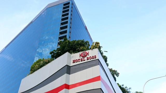 Hotel Boss Rekomendasi Hotel Strategis Dan Hemat Bujet Di