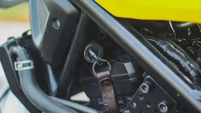 Yamaha MT-25 Disulap Jadi XSR 700, Modalnya Rp 60 Juta (35312)