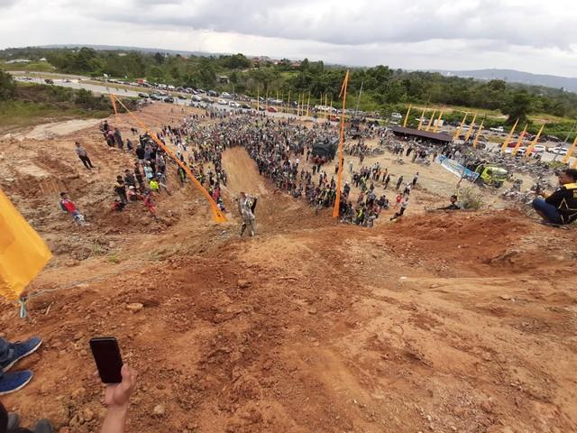Foto: Keseruan Jelajah Alam Anoa di Sulawesi Tenggara (86)