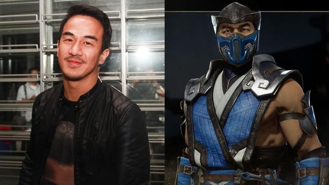 Peran Sub-Zero di 'Mortal Kombat' Memang Disiapkan untuk Joe Taslim (96145)
