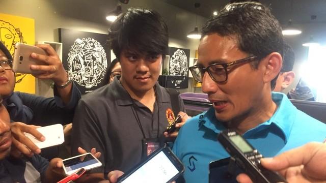 Sandi: Saya dan Prabowo Sepakat Oposisi 5 Tahun ke Depan (481489)