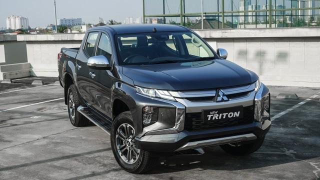 Mitsubishi Triton: Spesifikasi, Fitur, Harga, dan Skema Kredit (82166)