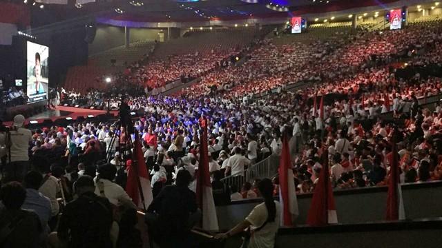 SICC, jelang pidato kemenangan Jokowi-Ma'ruf
