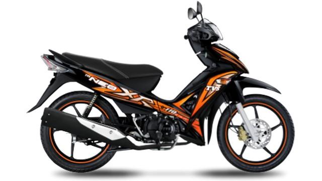 otomtoif, TVS, Bebek, Neo XR 110 Cc, Neo, info motor