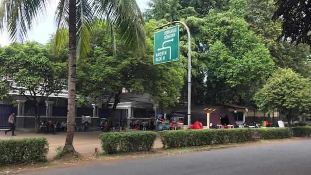 Polisi Kini Larang Demo di Depan Rumah Prabowo di Kertanegara (5637)