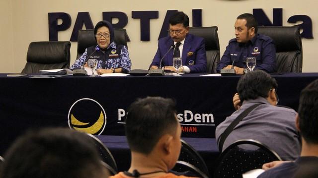 NasDem Tolak Proporsional Tertutup di Pileg 2024: Biar Rakyat yang Pilih Caleg (565877)