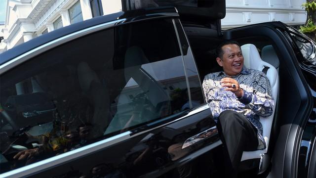 Politisi Partai Golkar Bambang Soesatyo