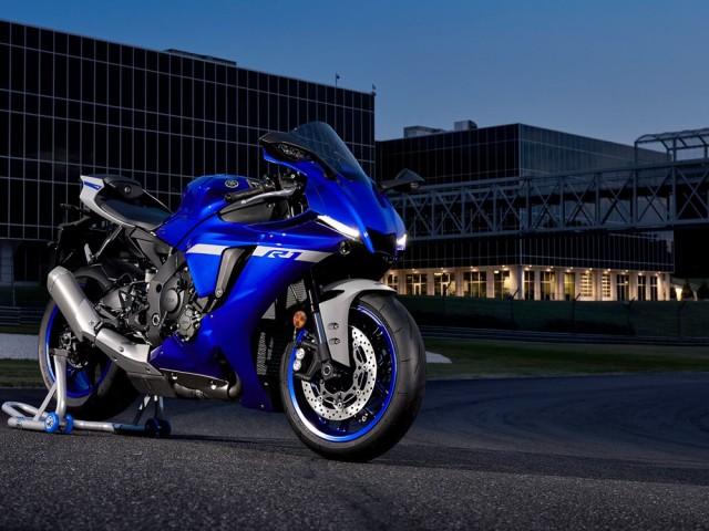 All New Yamaha YZF-R1 & YZF R1-M 2020