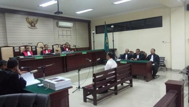 Eks Sekretaris Daerah (Sekda) Kota Malang, Cipto Wiyono