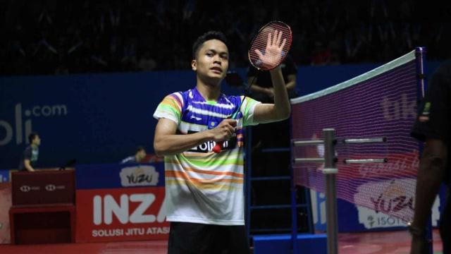 Anthony Sinisuka Ginting, Blibli Indonesia Open 2019