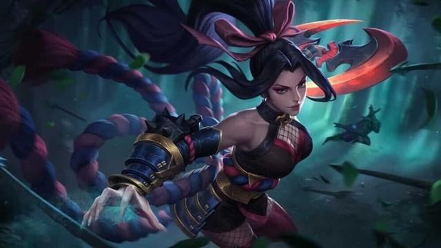 Hanabi, Hero di Mobile Legends