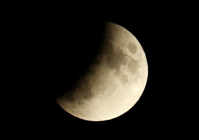 Gerhana bulan sebagian
