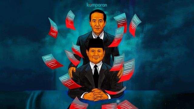Cover Lipsus Mengapa Prabowo Takluk