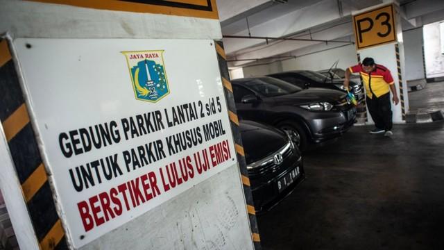 Bertambah 3, Ini Lokasi Parkir dengan Tarif Berbasis Uji Emisi di DKI Jakarta (990103)